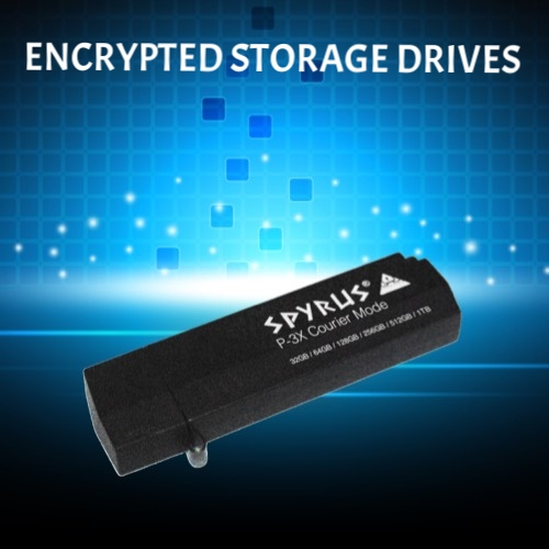 Encrypted Storage Drives