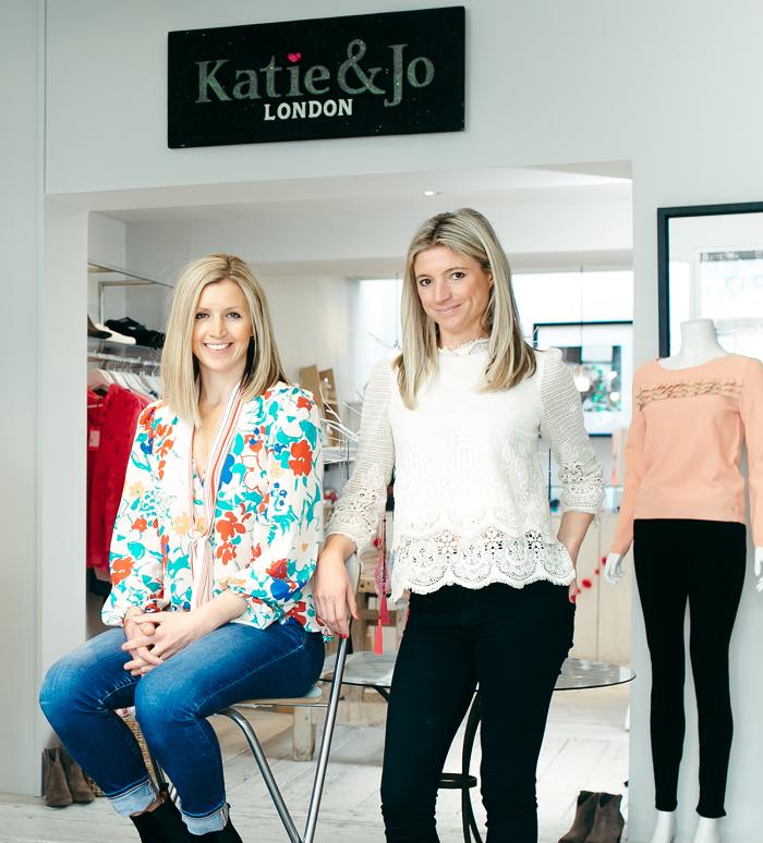 Meet the stockists | Katie & Jo from Katie & Jo, London