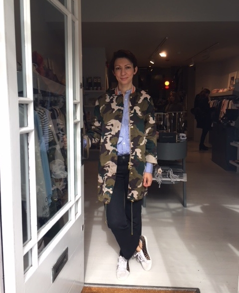 Meet the stockists | Ivy from Quattro Rish in Reigate, Surrey