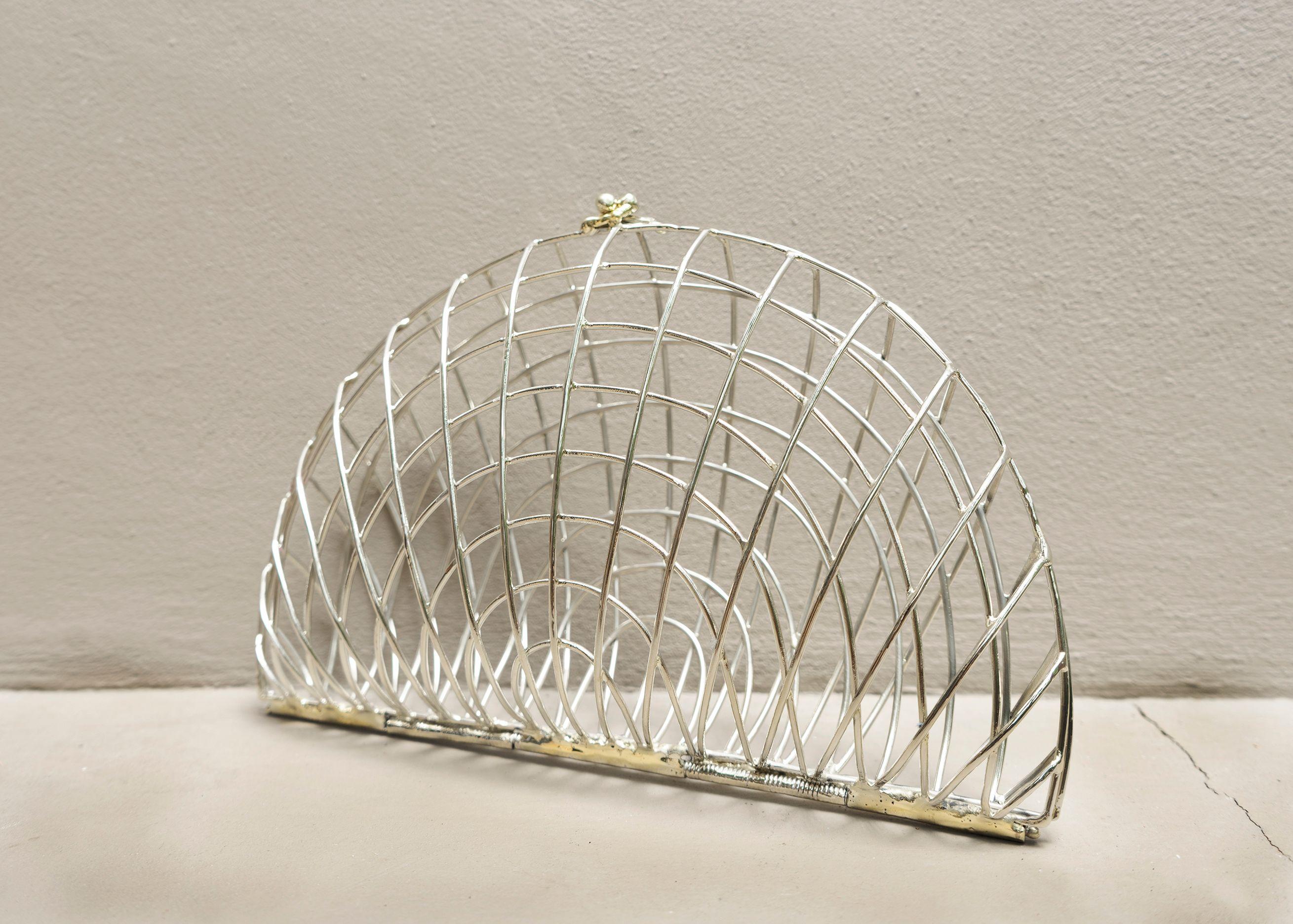 Cage Fan Purse