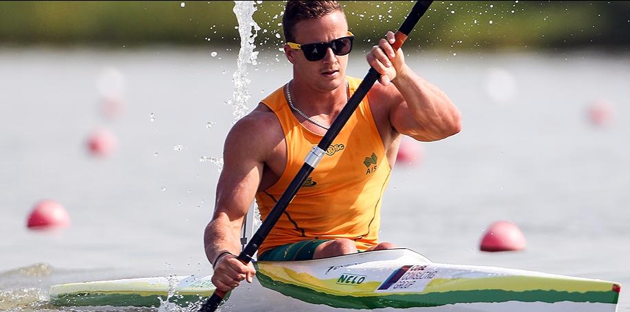 Lachlan Tame- 2016 Rio Olympic Bronze Medallist K2 Kayak