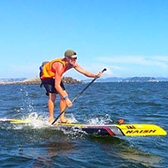 Toby Cracknell World No.10 Stand Up Paddleboard SUP