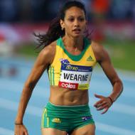 Christine Wearne Australian Commonwealth Games 100m