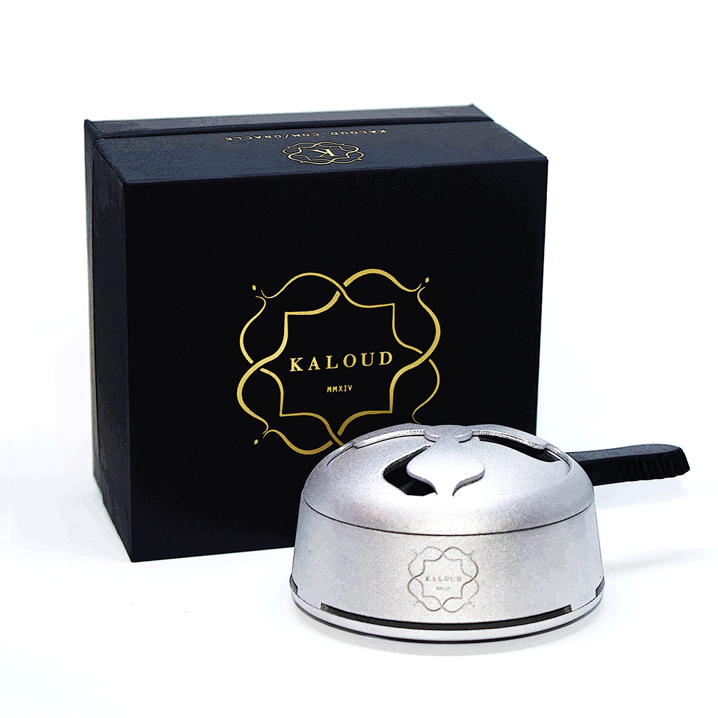 Kaloud Lotus I+ Hookah Heat Management System For Sale at Oxide Hookah Canada