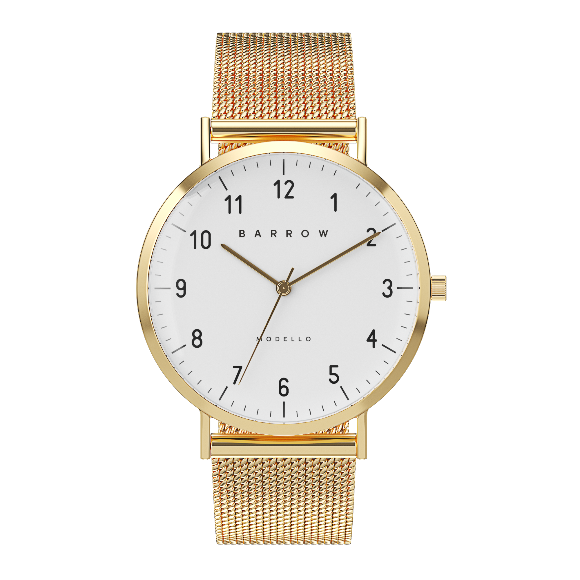 Barrow Petite Gold Swiss movement wrist watch