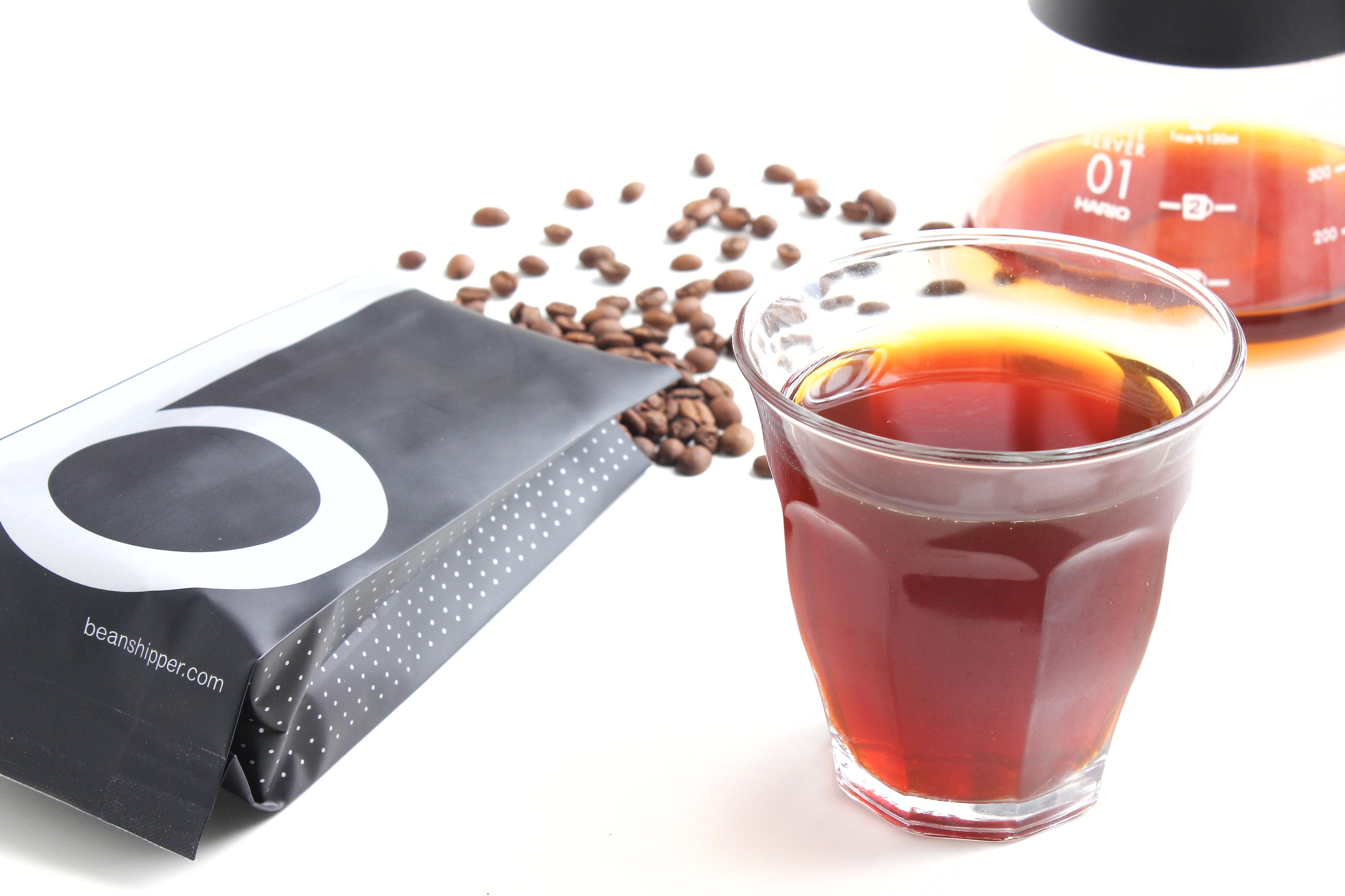 Bean Shipper coffee bean subscription
