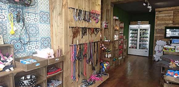 Betty & Butch dog store Altrincham
