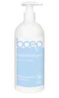 Das natürliche boep Baby- und Kindershampoo in der praktischen Familiengröße