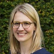Redakteurin Simone Kraft ist begeistern von der natürlichen boep Babycreme mit Mandelöl