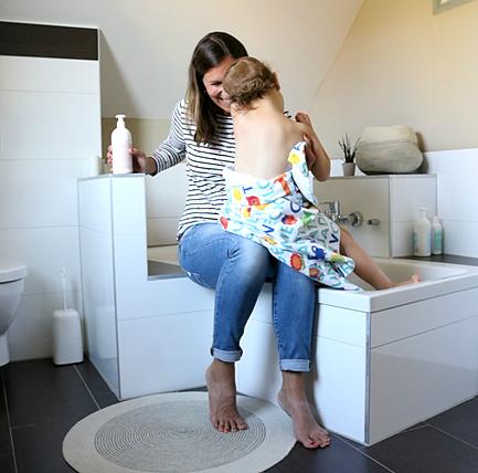 Körperpflege bei Kindern - Pflegetips von LifestyleMommy