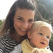Ärztin Caroline lobt die dermatologisch geteste Hautverträglichkeit der boep Babypflege