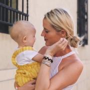 Bloggerin Teresa liebt an das boep, dass es Naturkosmetik für Babys und Kinder ist, die sanft pflegt und gut riecht