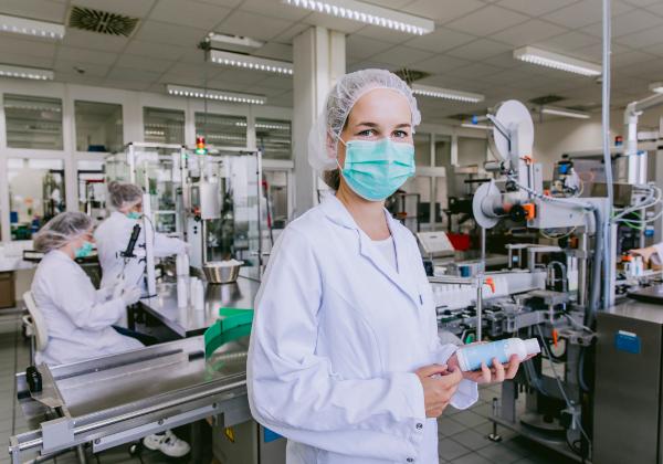 Gründerin Michaela nimmt dich mit ins Allgäu zur Produktion der boep Babypflegeprodukte