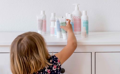Hier findest Du die Baby und Kinder Pflegeprodukte von das boep im Einzelhandel