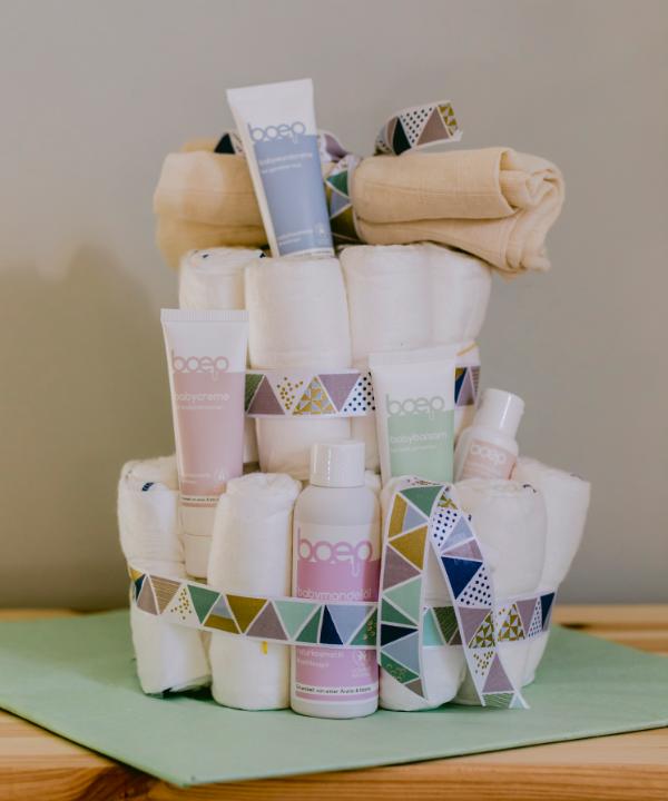 Zum boep Set für Deine individuelle DIY Windeltorte für die nächste Babyparty