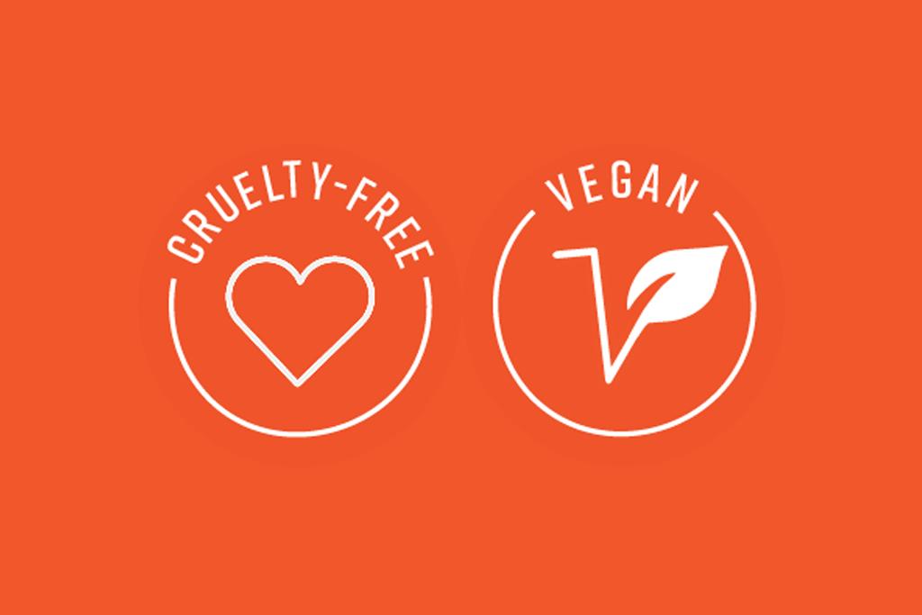 Cruelty-Free, Vegan