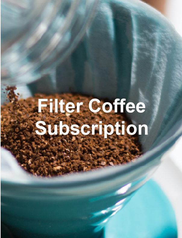 Filter Coffee Subscription