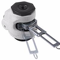 Footmaster GDR Series Leveling Caster | Leveling Caster Store