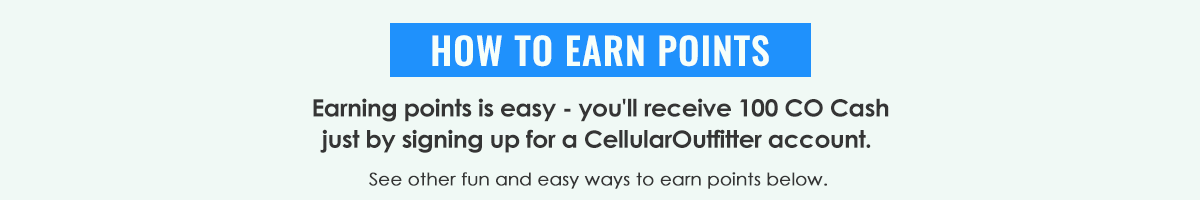 CellularOutfitter Rewards Program