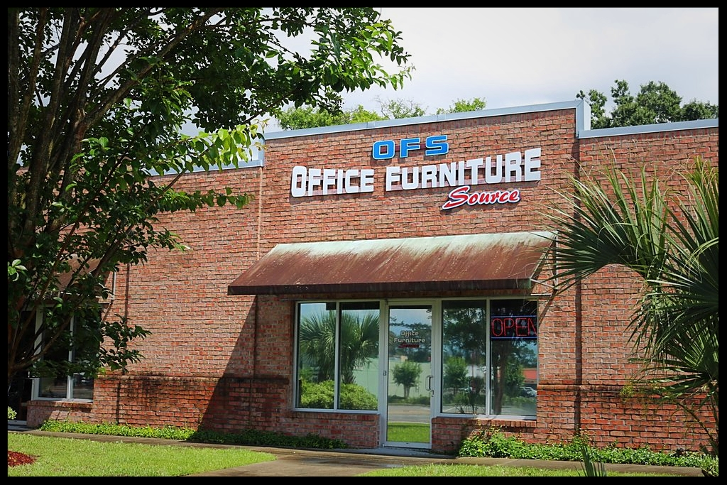Office Furniture Store Front