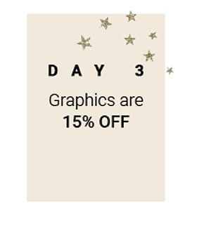 12 Days of Chaser, Day 3 - 15 % off All Graphics