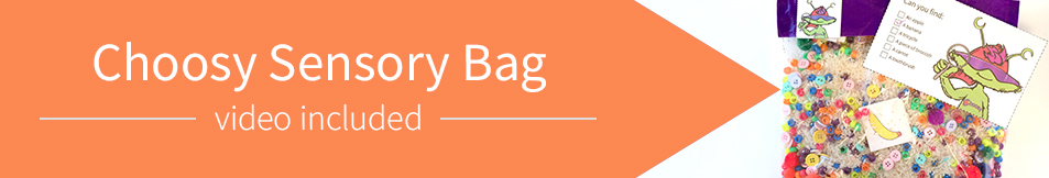 Choosy Sensory Bag