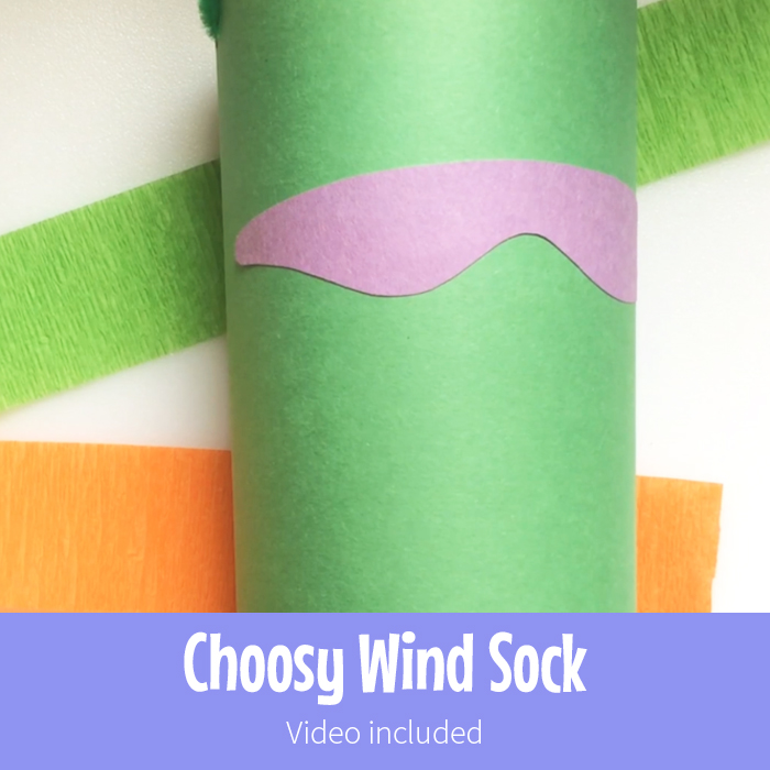 Choosy Windsock