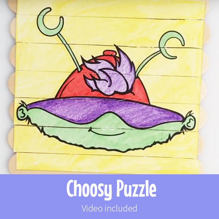 Choosy Puzzle