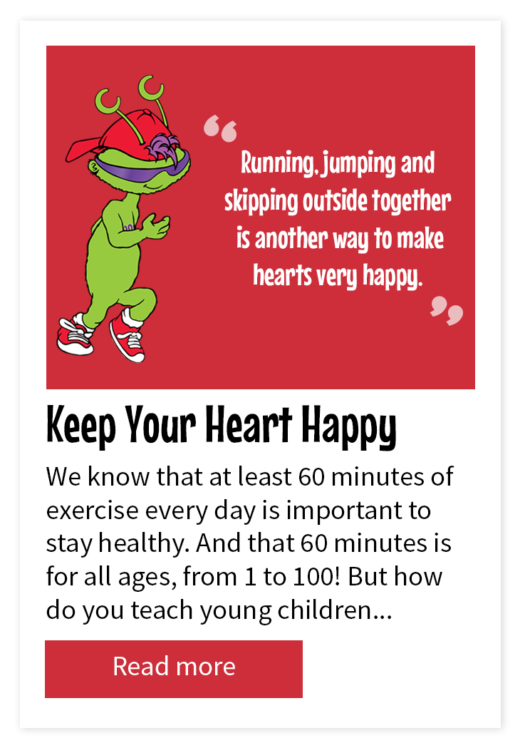 Keep Your Heart Happy