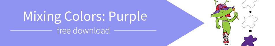 Mixing Colors: Purple