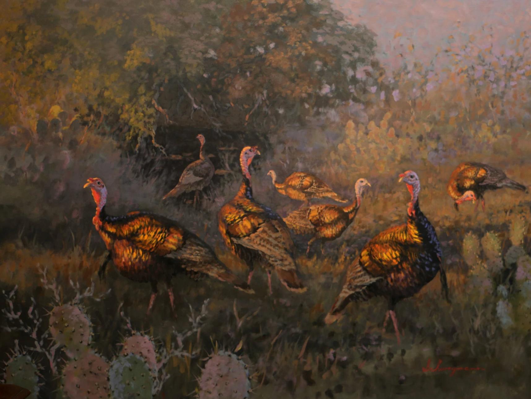 George Schwegmann - Turkey Haven