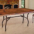 CrookedWood's Dining Room Furniture Collection
