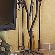 CrookedWood's Fireplace Collection