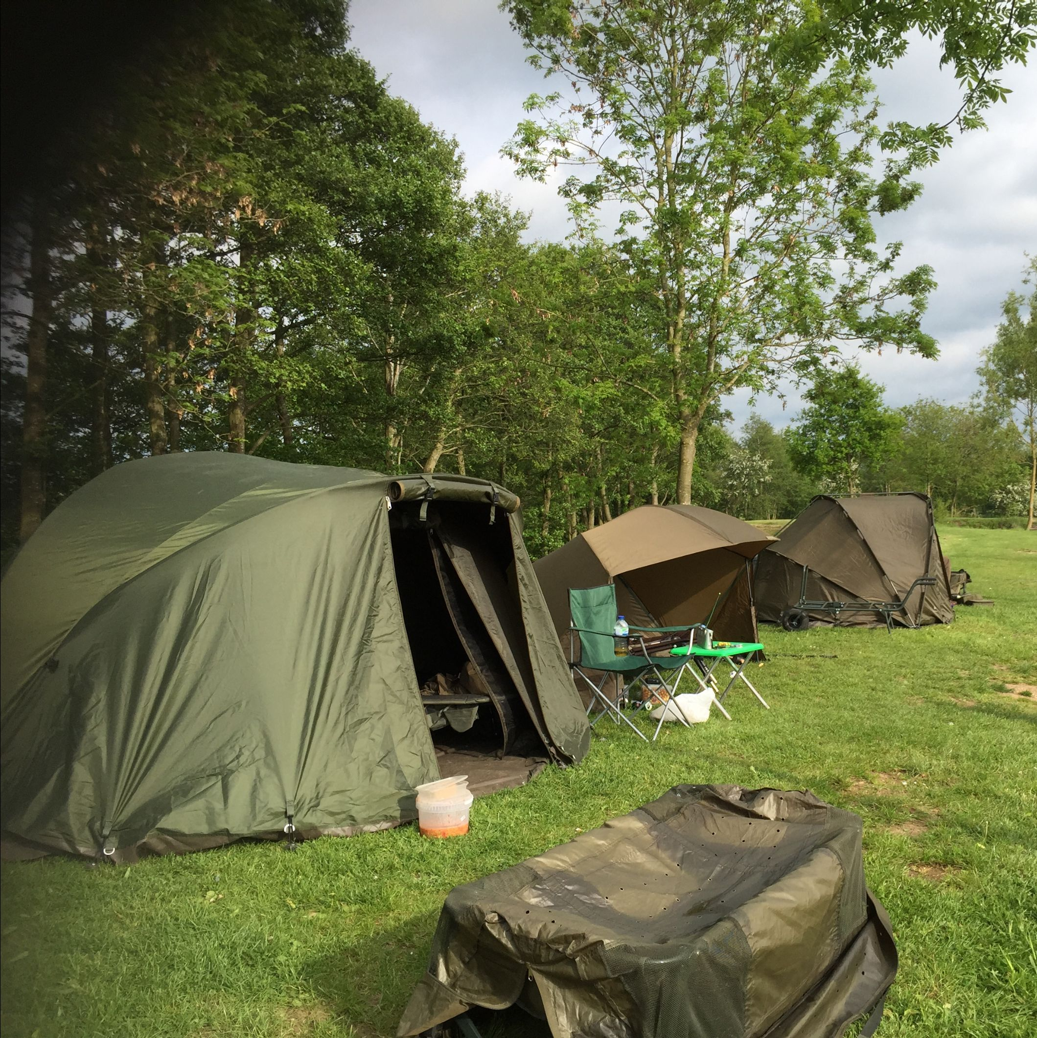 Cyprinus Base HQ Bivvy & Wrap