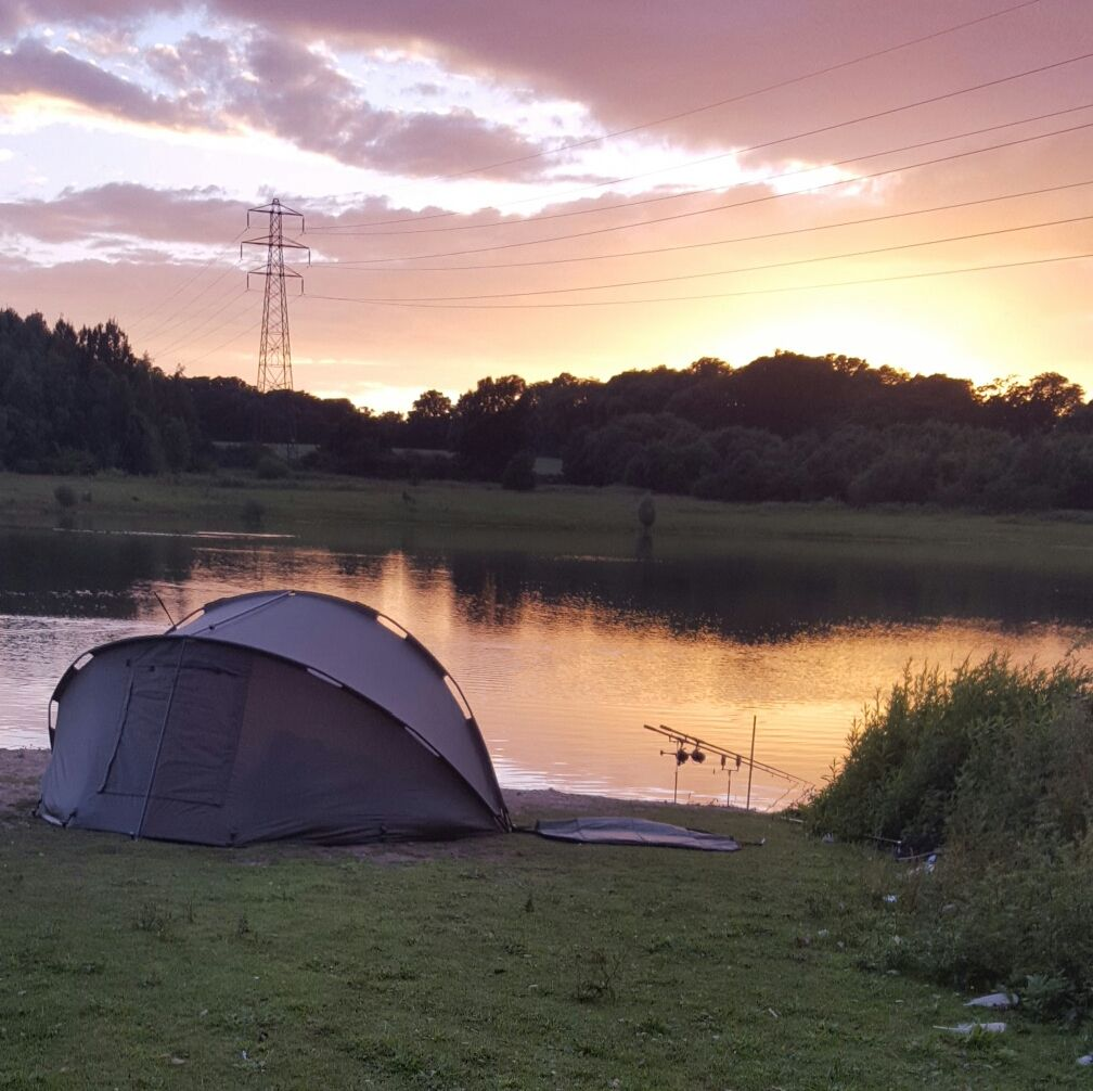 Cyprinus Pleasuredome 1 Man Bivvy