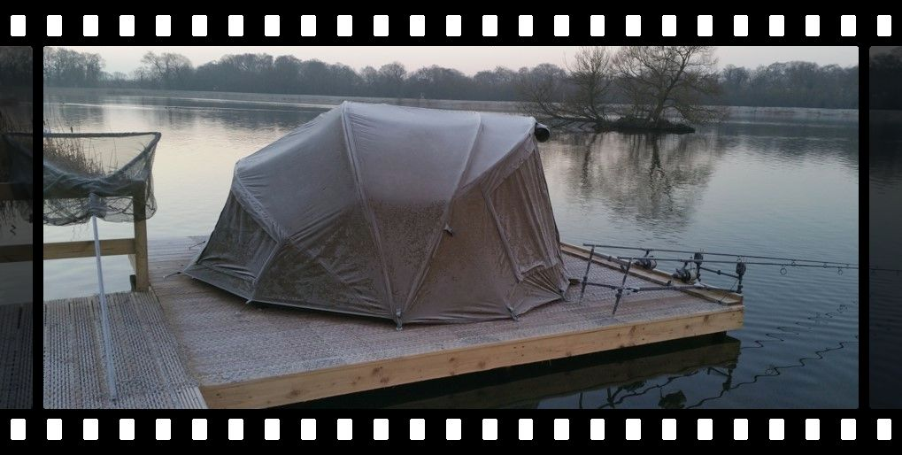 Cyprinus Base HQ Bivvy & Overwrap