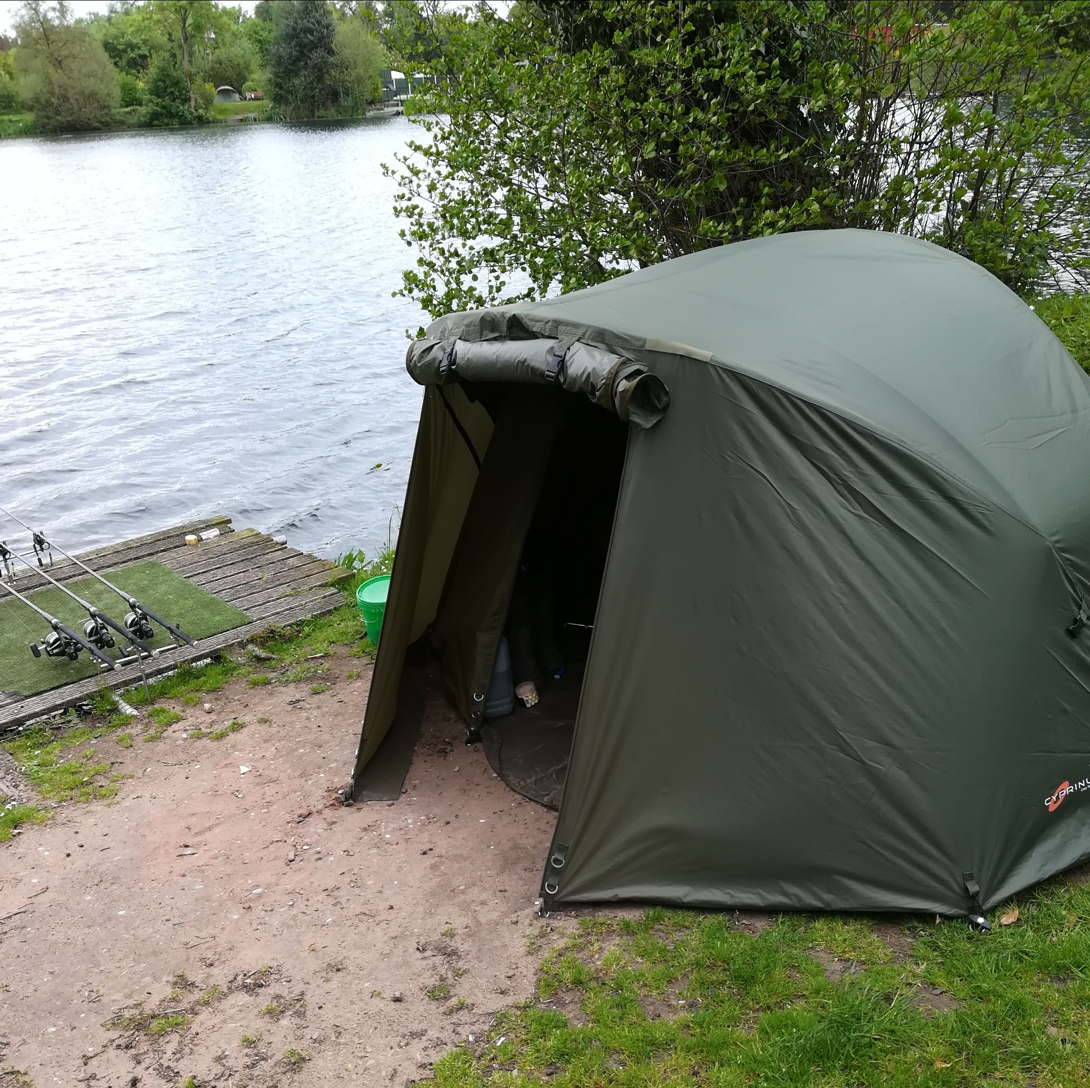 Cyprinus Base Bivvy & Wrap
