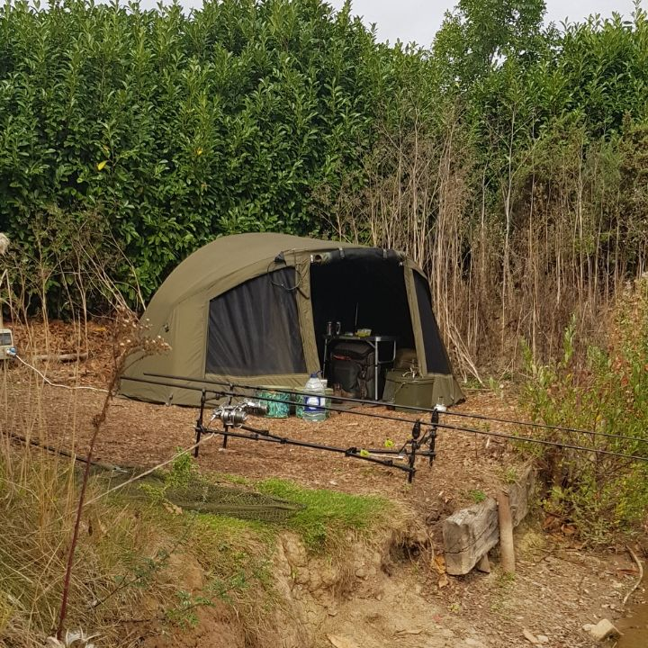 Cyprinus Base HQ 2 Man Bivvy