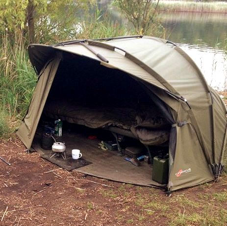 Cyprinus Base HQ 1 Man Bivvy