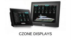 CZone Displays