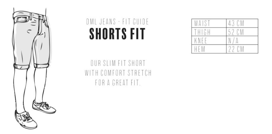 DML Jeans - Shots Fit Guide