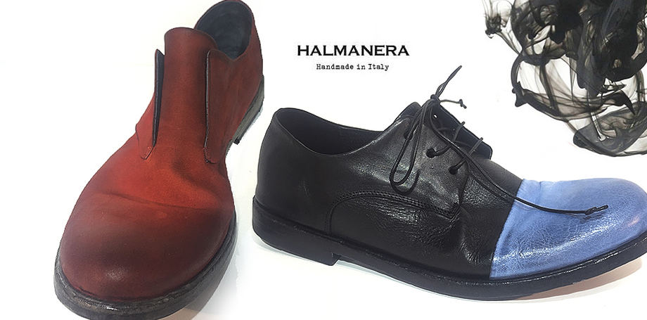 Halmanera men