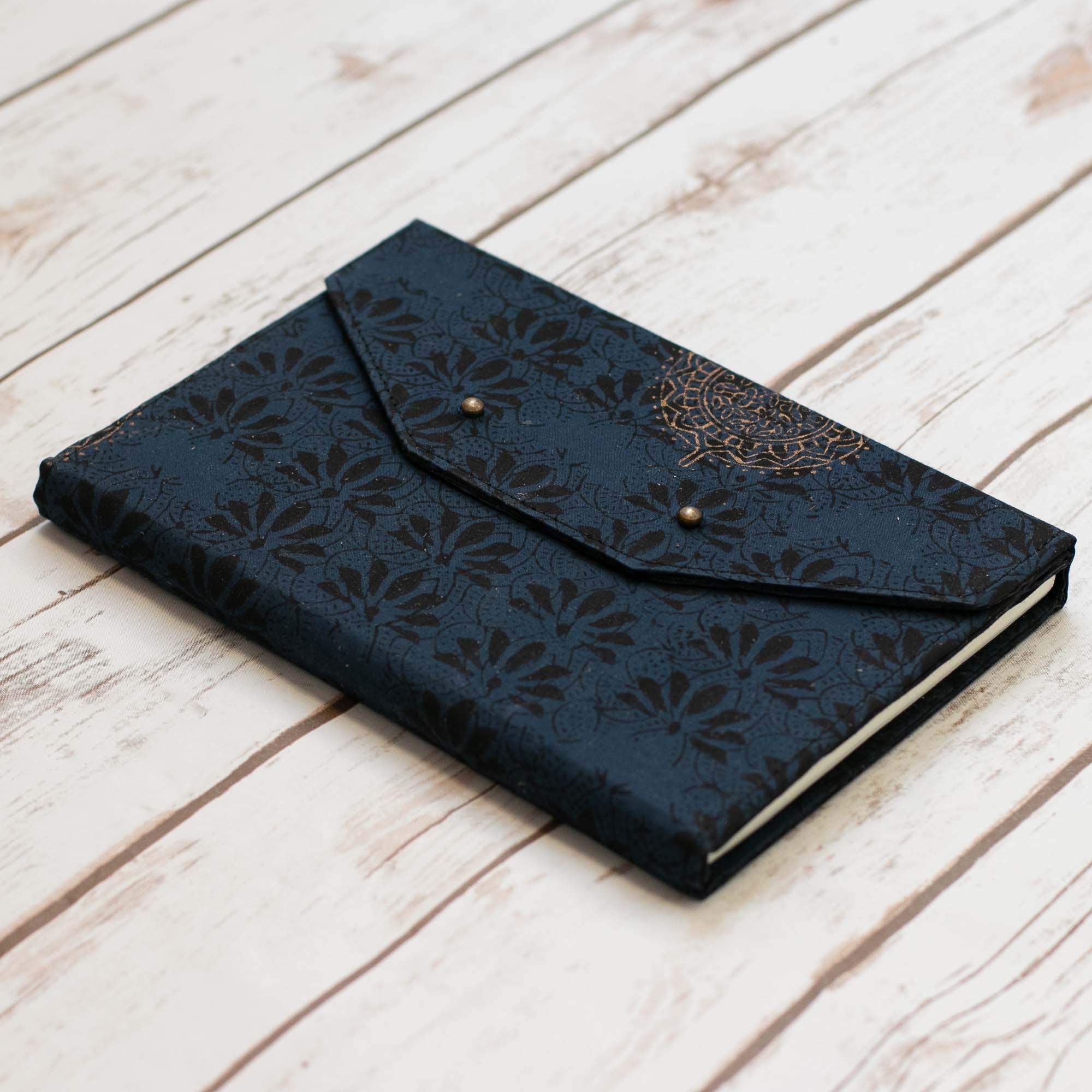 Fabric Journals & Folios