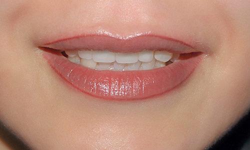 Micropigmentation Lips Example