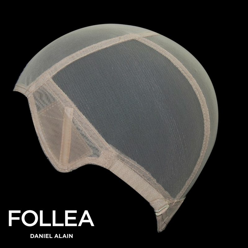 follea chic wig cap construction