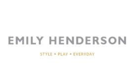 EMILY HENDERSON'S PICKS