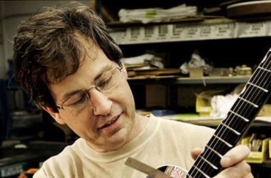 Stephen Stern - Fender Custom Shop Master Builder