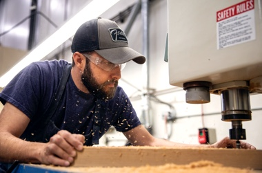 Kyle McMillin - Fender Custom Shop Master Builder