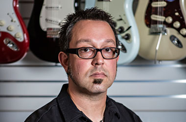 Jason Smith - Fender Custom Shop Masterbuilder