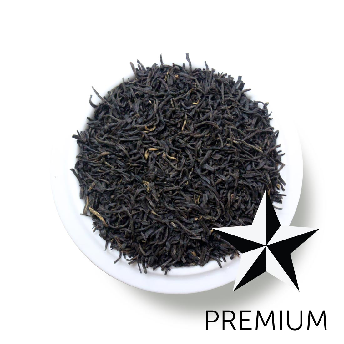 Premium Black Tea Smoky Keemun